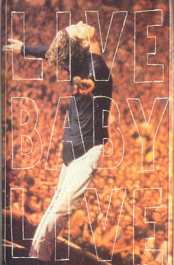 Inxs: Live Baby Live - vhs