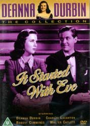 It Started With Eve - Deanna Durbin collection
