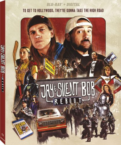 Jay And Silent Bob Reboot -blu