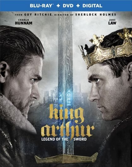 King Arthur: Legend Of The Sword -blu