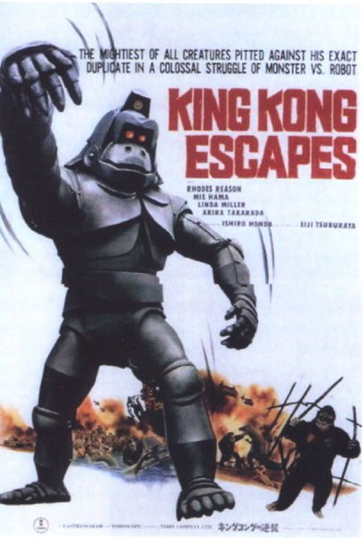 King Kong Escapes!