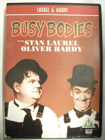 Laurel & Hardy: Music Box Busy Bodies Another Fine Mess Sons of Desert County Hospital