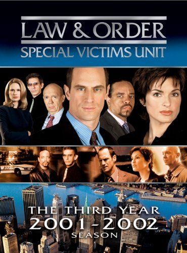 Law & Order: Special Victims Unit: Year 3