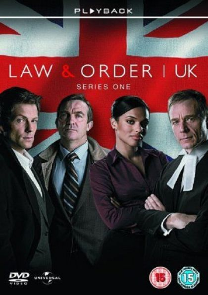 Law & Order: Uk: Year 1