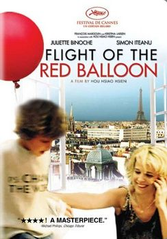 Flight of the Red Balloon Le Voyage Du Ballon Rouge