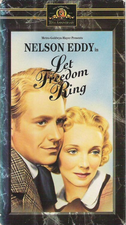 Let Freedom Ring -vhs