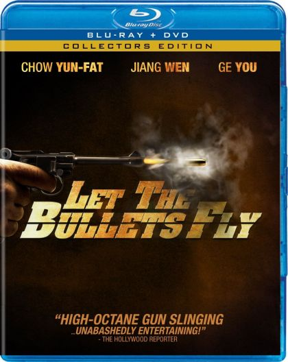Let The Bullets Fly -blu