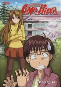 Love Hina #1: Moving In
