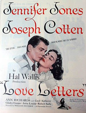 Love Letters 1945  - vhs