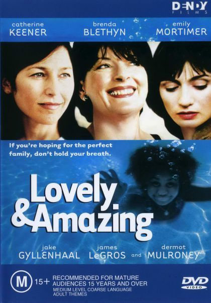 Lovely And Amazing - vhs