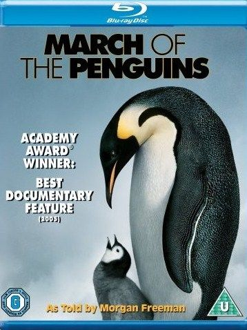 March Of The Penguins -blu