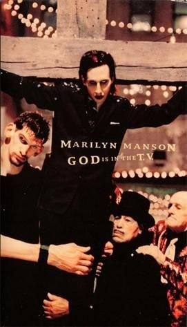 Marilyn Manson: God Is In The Tv -vhs