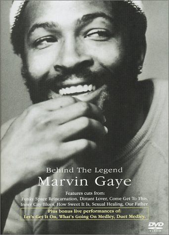 Marvin Gaye: Behind The Legend