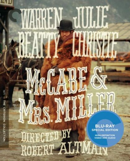 Mccabe And Mrs. Miller - blu