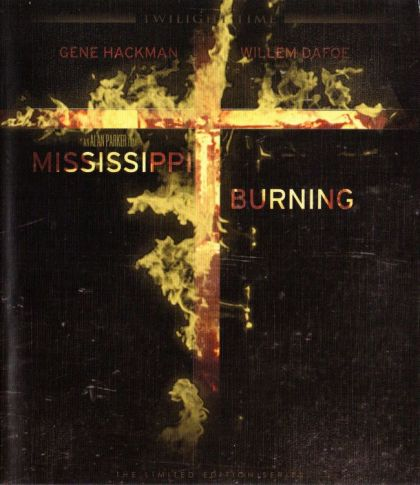 Mississippi Burning -blu