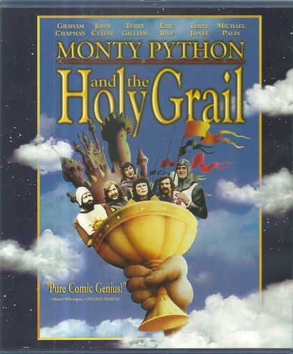 Monty Python And The Holy Grail -blu