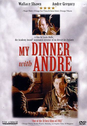 My Dinner With Andre -vhs