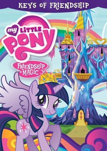 My Little Pony: Friendship Is Magic: Keys Of Friendship