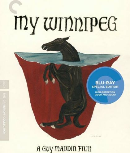 My Winnipeg -blu