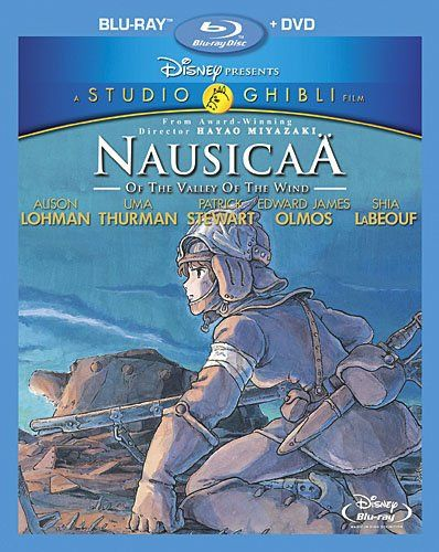 Nausica� Of The Valley Of The Wind -blu