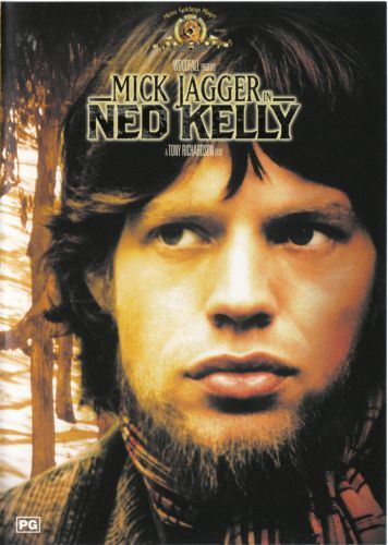 Ned Kelly 1970 jagger