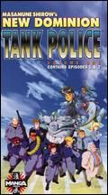 New Dominion Tank Police Vol. 3 - vhs