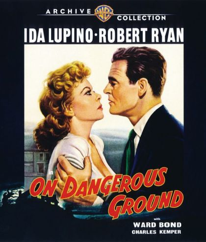 On Dangerous Ground -blu