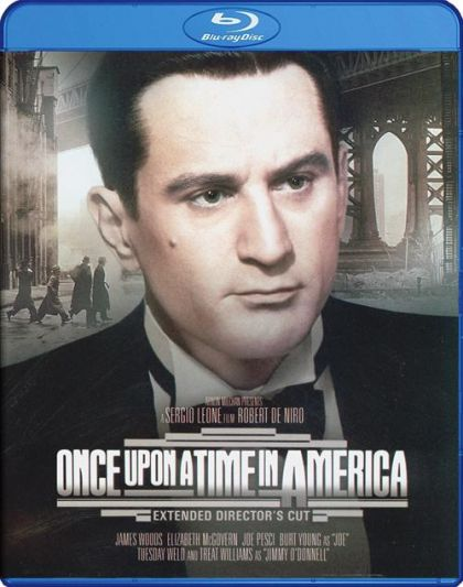 Once Upon A Time In America -blu uk