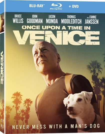 Once Upon A Time In Venice - blu