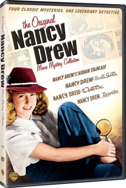 Nancy Drew Movie Mystery Collection