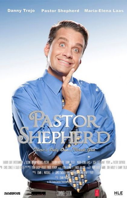 Pastor Shepherd / Burning Dead