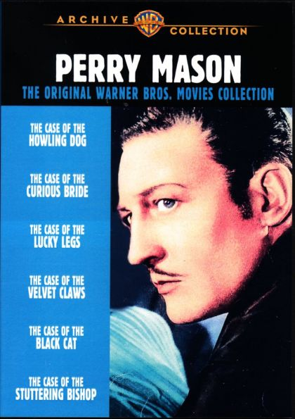 Perry Mason, Original Warner Brothers Classics