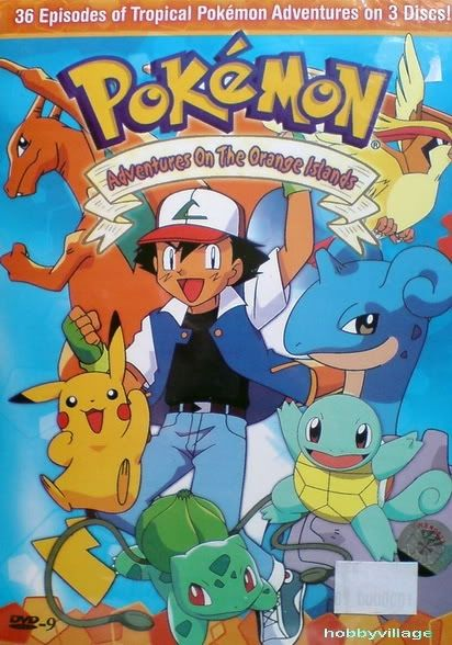 Pokemon: Adventures On The Orange Islands #3