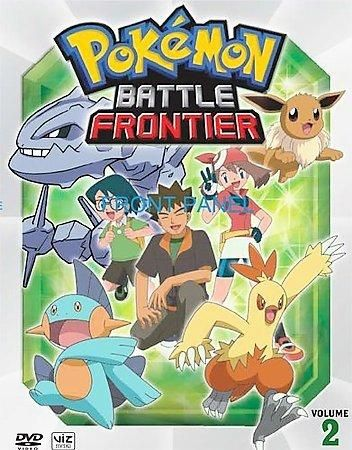 Pokemon: Battle Frontier: Volume 2