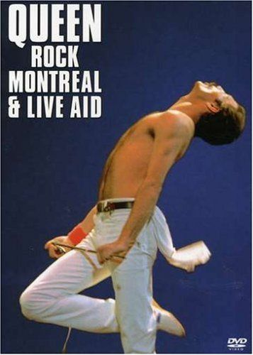 Queen Rock Montreal & Live Aid (Special Edition)