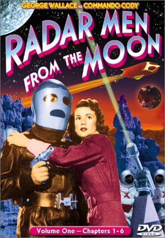 Radar Men From The Moon #1