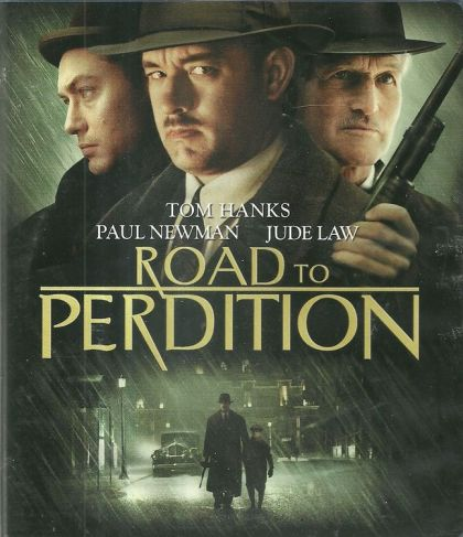 Road To Perdition -blu