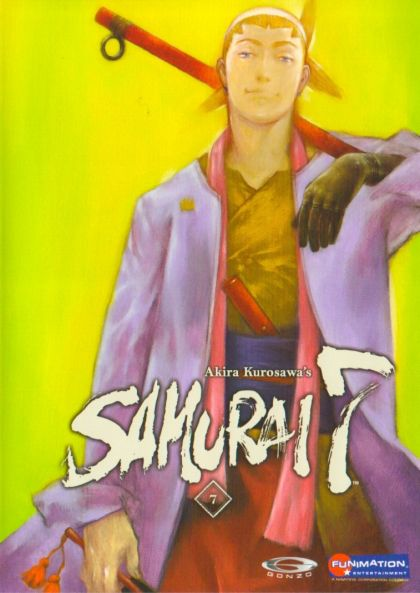 Samurai 7 #7: Guardians Of The Rice