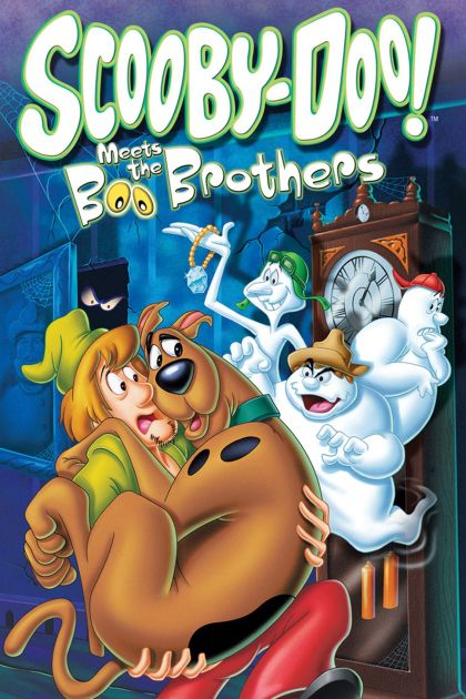 Scooby-Doo Meets The Boo Brothers