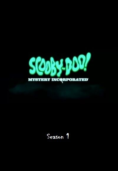 Scooby-Doo! Mystery Incorporated: Season 1 vol 1