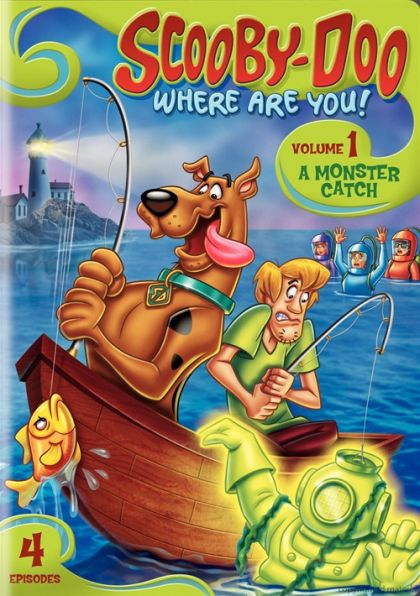 Scooby-Doo, Where Are You! Volume 1 4 episodes