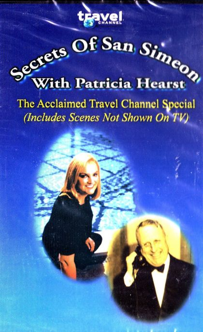 Secrets Of San Simeon With Patricia Hearst