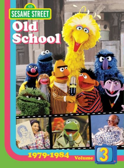 Sesame Street: Old School vol 2