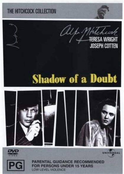 Shadow Of A Doubt -blu