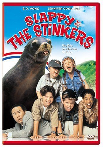 Slappy And The Stinkers -vhs