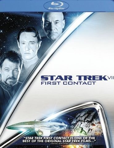 Star Trek: First Contact -blu