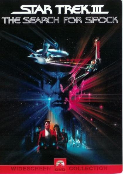 Star Trek Iii: The Search For Spock -blu