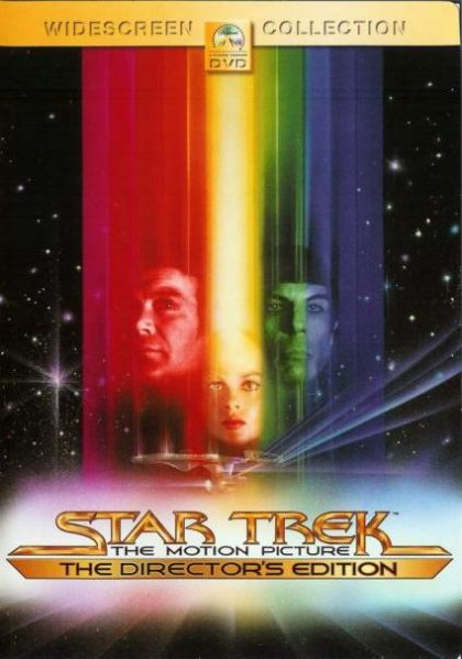 Star Trek: The Motion Picture -blu