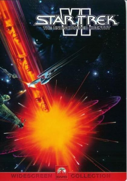 Star Trek Vi: The Undiscovered Country -blu