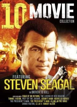 Steven Seagail 10 Action Movies